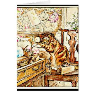 Notecard-Kids Art-Beatrix Potter 16 Card