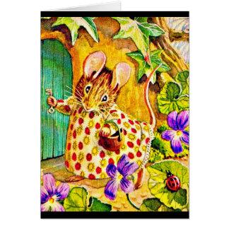 Notecard-Kids Art-Beatrix Potter 30 Card