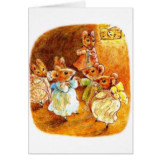 Notecard-Kids Art-Beatrix Potter 6 Card
