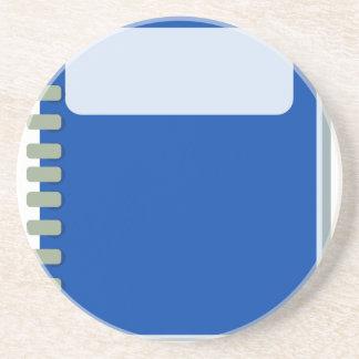 Notepad Coaster