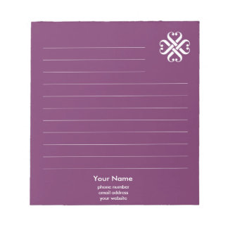 Notepad for Jamberry Independent Consultants