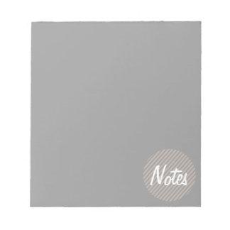 Notepad   Notes-grey
