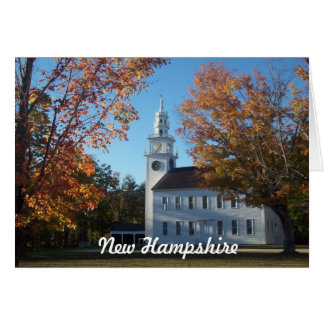 Notes from New Hampshire
