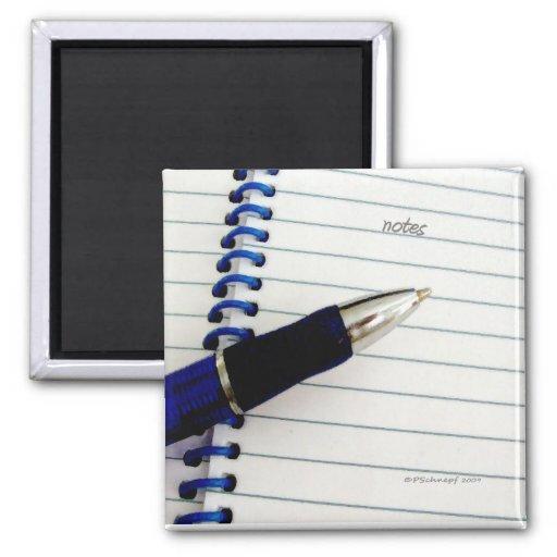 Notes Fridge Magnets