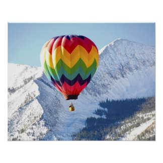 Noth America, USA, Colorado, Mt. Crested Butte, 2 Poster