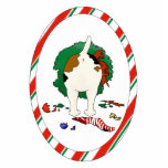 Nothin' Butt A Jack Christmas Ornament