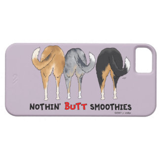 Nothin' Butt Smoothies Case For The iPhone 5