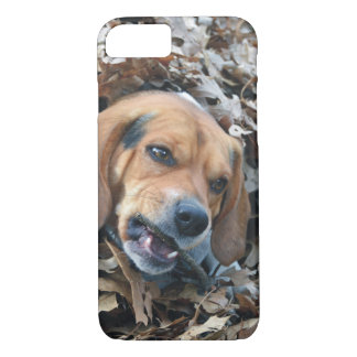 Nothing Beats a Good Chew Beagle iPhone 7 Case