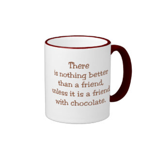 Nothing better than a Friend Coffee Mugs