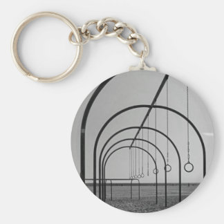 Nothing better than the sound of Nothing. Basic Round Button Key Ring