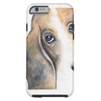 Nothing But A Hound Dog Tough iPhone 6 Case