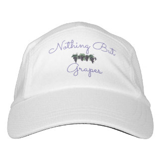 Nothing But Grapes Hat