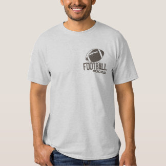 Nothing Else Matters Football T-shirt
