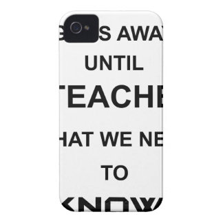 nothing ever goes away until it teaches what we iPhone 4 Case-Mate cases