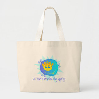 Nothing is better jumbo tote bag