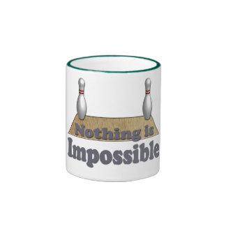 Nothing is Impossible Ringer Mug