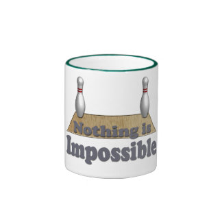 Nothing is Impossible Coffee Mug