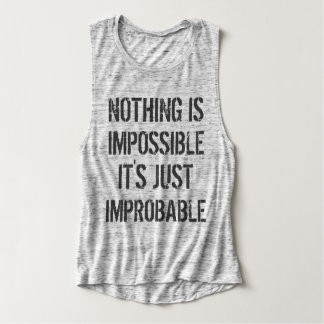 Nothing is Impossible Singlet