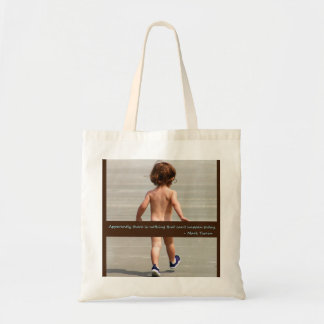 Nothing That Can't Happen Tote Bag