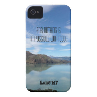Nothing's Impossible iPhone 4 Case
