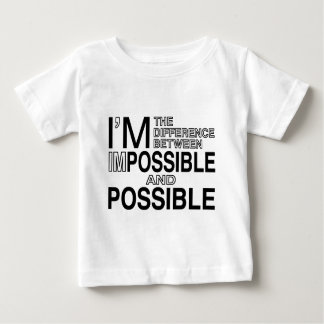 Nothings Impossible Tee Shirts