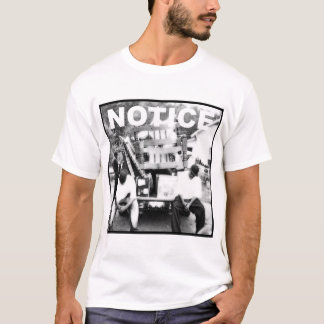Notice Album T-Shirt
