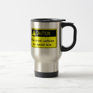 Notice beware_ stainless steel travel mug