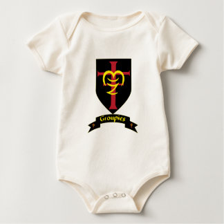Notre Billstedt Groupies Baby Bodysuit