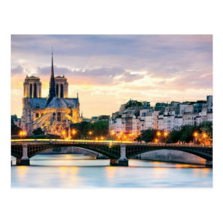 Notre-Dame Cathedral Postcard