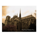Notre Dame Cathedral Postcards