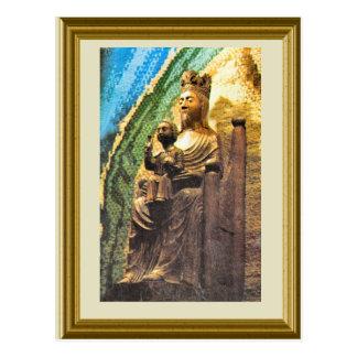 Notre Dame de Chartres Postcard