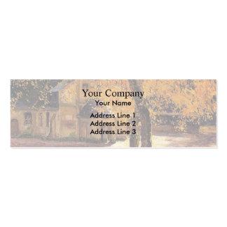 Notre Dame de Grace, Honfleur by Guy Rose Business Cards
