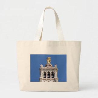 Notre Dame de la Garde Canvas Bags