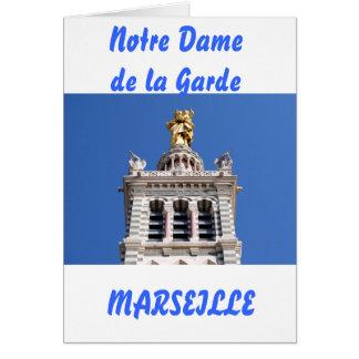 Notre Dame de la Garde Greeting Card