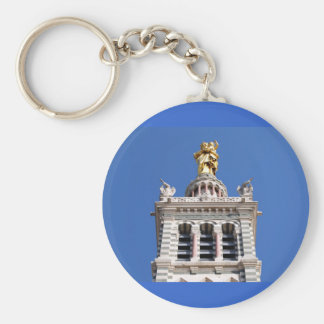 Notre Dame de la Garde Key Chain