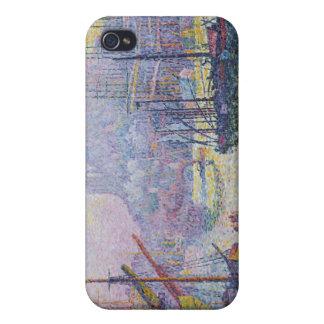 Notre Dame de la Garde (La Bonne-Mère) Signac iPhone 4 Covers
