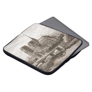 Notre Dame de Paris 1867 Computer Sleeves