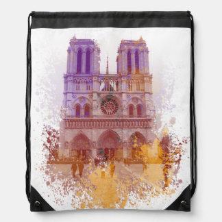 Notre Dame de Paris France Backpack
