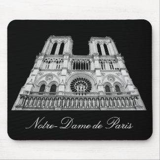 Notre-Dame de Paris Mouse Pad