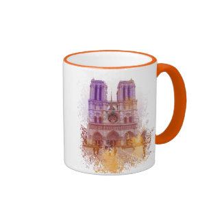 Notre Dame de Paris Mug