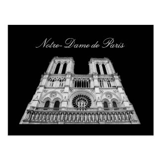 Notre-Dame de Paris Postcard