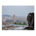Notre Dame de Paris Postcards
