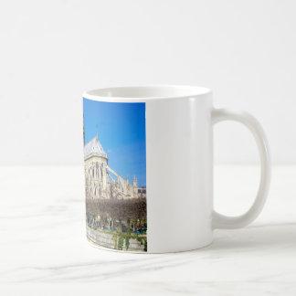 Notre Dame De Paris - Sunny Day Mugs