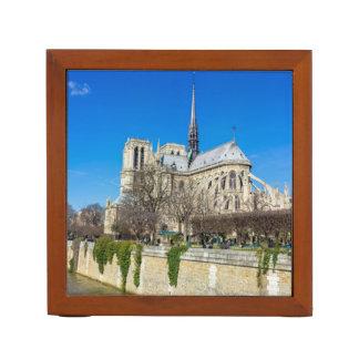 Notre Dame De Paris - Sunny Day Pencil/Pen Holder