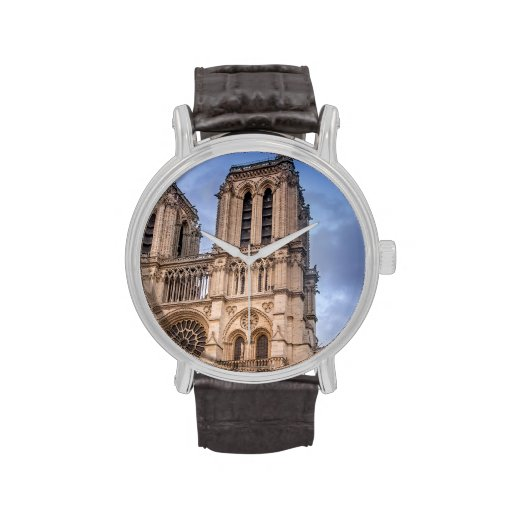Notre Dame De Paris Wrist Watches