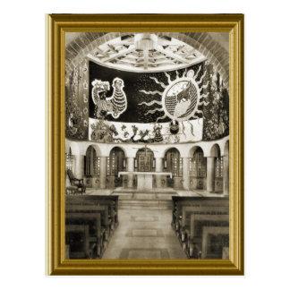 Notre Dame de Toute grace Plateau d'Assy Postcard