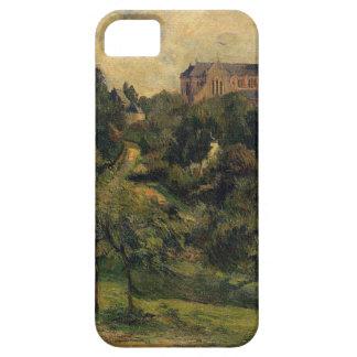 Notre Dame des Agnes by Paul Gauguin iPhone 5 Cases