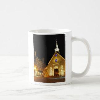 Notre Dame des Victoires Church Vieux Quebec Mug