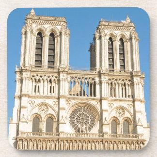 Notre Dame, Paris Beverage Coaster