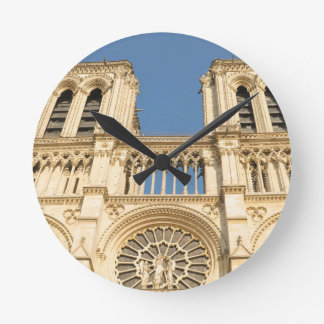 Notre Dame, Paris Clocks
